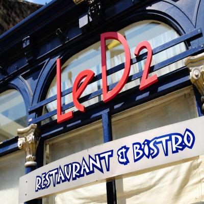 Le D2 restaurant