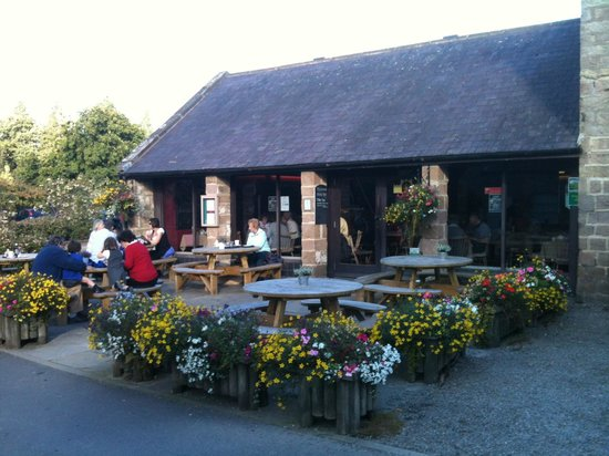 Ripley castle tea rooms