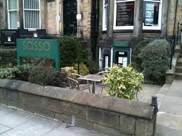 Sasso restaurant