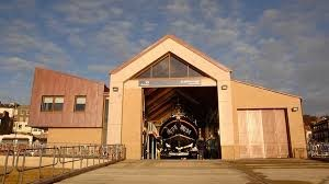 Scarborough lifeboat station