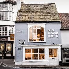 Six Poor Folk restaurant