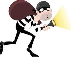 Burglar character 1