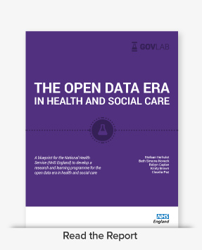 Open data era report