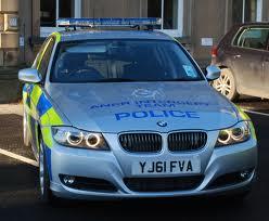 NYorks police car