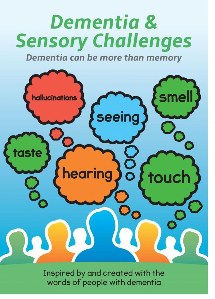 Dementia and Sensory Challenges Booklet