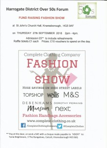 Fashion Show poster image