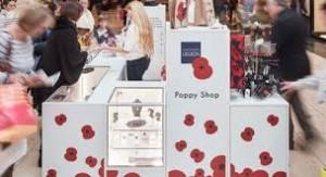 Poppy Shop pop-up