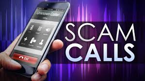 Mobile phone scams