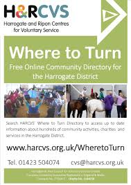 HARCVS Where to Turn directory