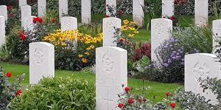Stonefall war graves